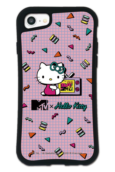 ■SET■ MTV×Hello Kitty 80s' Pink WAYLLY