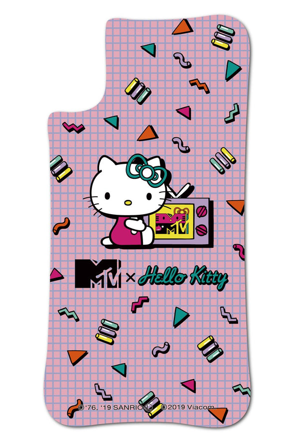 ■ONLY DRESSER■ MTV×Hello Kitty 80s' Pink WAYLLY