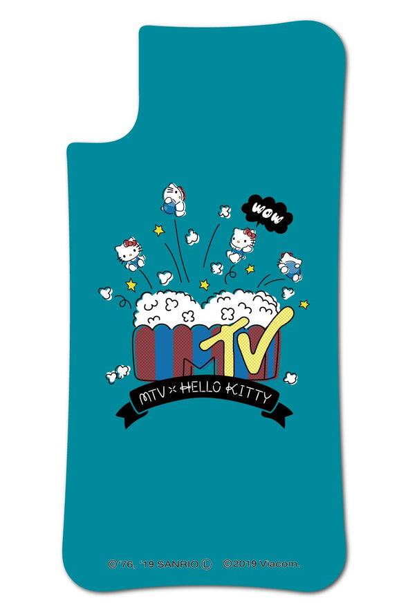 ■ONLY DRESSER■ MTV×Hello Kitty Fun Pop Blue WAYLLY