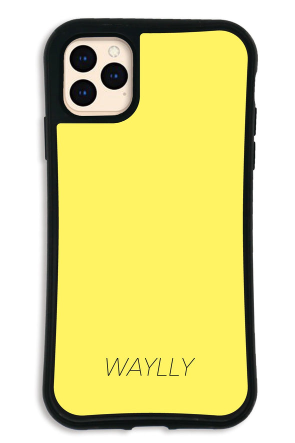■SET■ SMALL LOGO Yellow WAYLLY