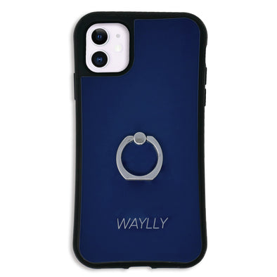 ■SET■ RING CASE NAVY