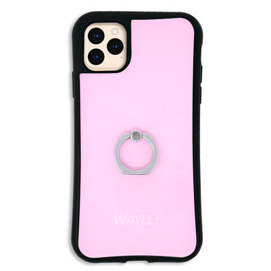 ■SET■ RING CASE PASTEL PINK