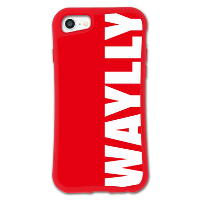 ■SET■ RED Logo WAYLLY