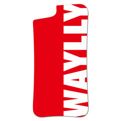 ■ONLY DRESSER■ RED Logo WAYLLY