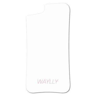 ■Only Dresser■ WHITE Peach WAYLLY