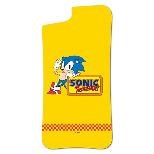 ■ONLY DRESSER■ SONIC Yellow WAYLLY