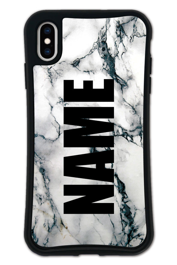 ■SET■ iPhone XsMAX Marble MY WAYLLY