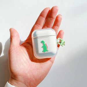 Load image into Gallery viewer, BABY TYRANNOSAURUS AIRPODS CASE