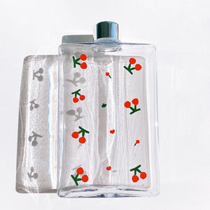 CHERRY DRAWING BOOK BOTTLE