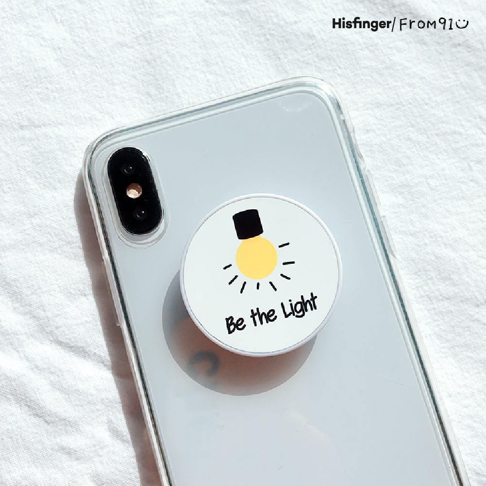 BE THE LIGHT SMART-TOK
