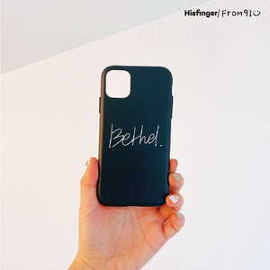 Load image into Gallery viewer, BETHEL PHONECASE Jelly Case