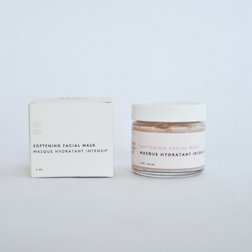 Bare Skin Bar Softening Facial Mask + Brush