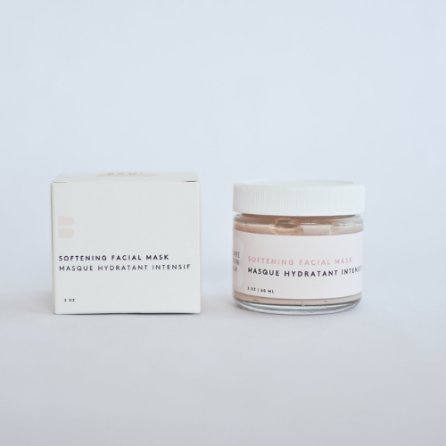 Softening Facial Mask + Brush - Love Vancity Gift Boxes