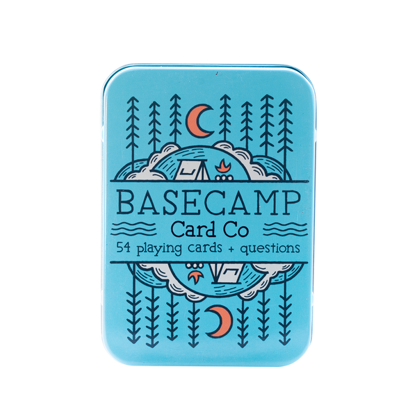 Basecamp Playing Cards - Love Vancity Gift Boxes
