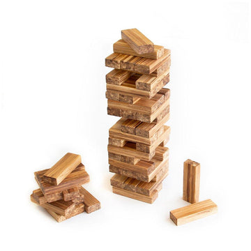 ChopValue Building Block Jenga (set of 57 pieces)