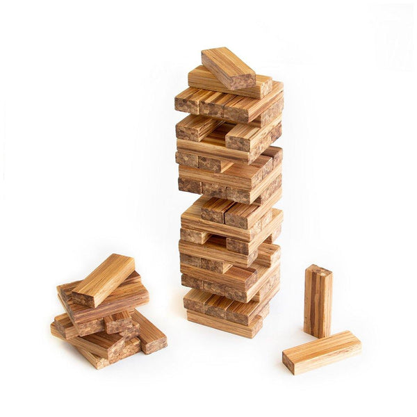 Building Block Jenga (set of 57 pieces) - Love Vancity Gift Boxes