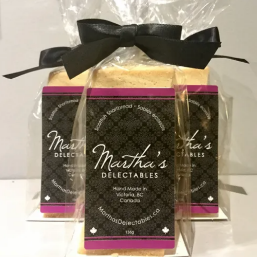 Premium Scottish Shortbread - Love Vancity Gift Boxes