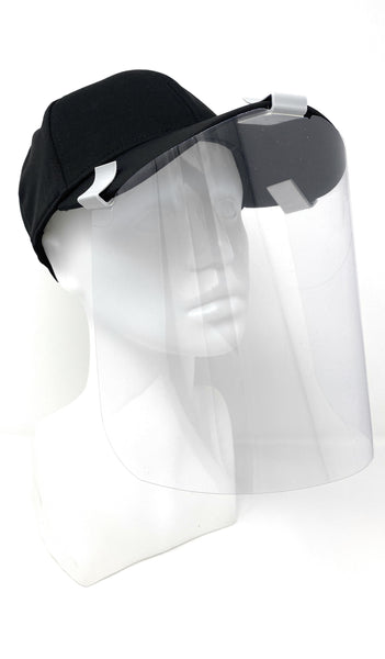 Protective Clip-On Face Shield