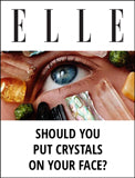 Should You Put Crystals on your Face?