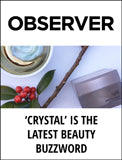 Crystal' is the Latest Beauty Buzzword