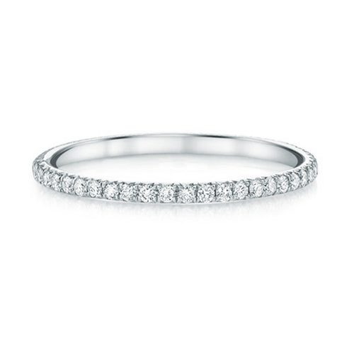 Blair Half Eternity Diamond Wedding Band