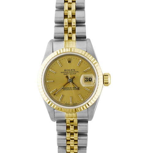 Pre-Owned Lady's Datejust Rolex Watch