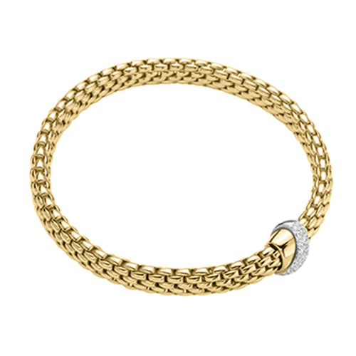 Fope Vendome Pave Diamond Bracelet