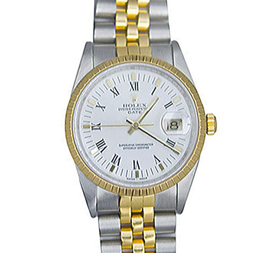 Pre-Owned Datejust Rolex Watch