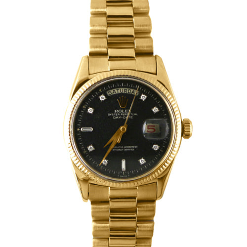 Pre-Owned Gold Rolex Watch