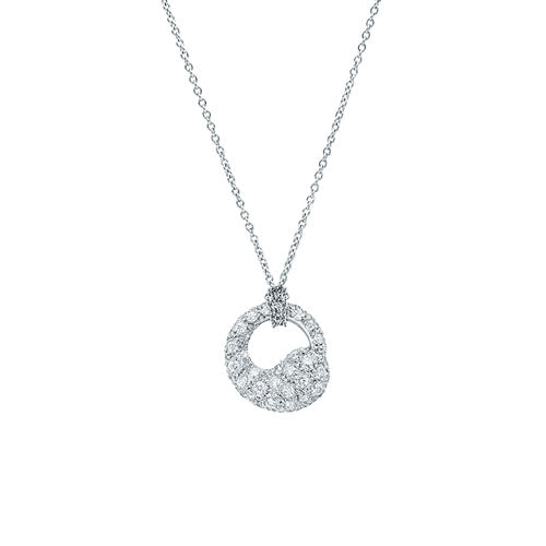 Pre-Owned Tiffany Eternal Circle Pendant