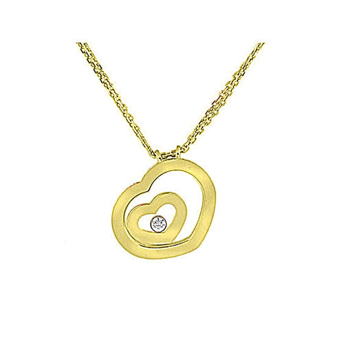 Pre-Owned Chopard Happy Pendant