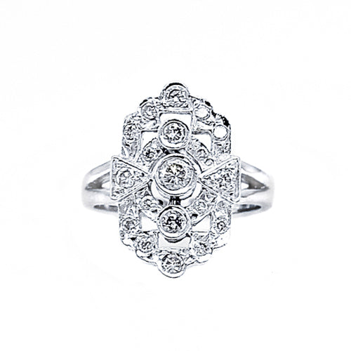 Pre-Owned Vintage Style Ring