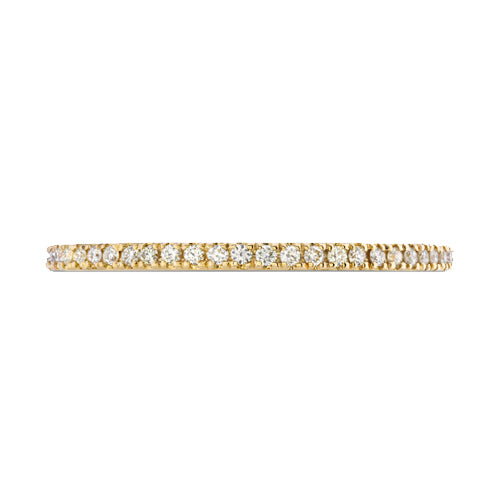Hearts On Fire Eternity Diamond Wedding Band Ring