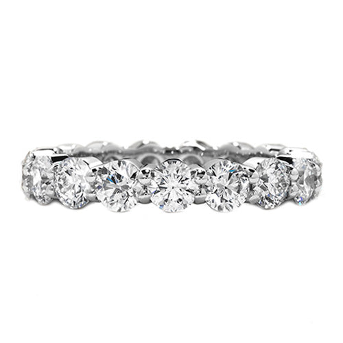 Hearts On Fire Multiplicity Love Eternity Diamond Anniversary Band