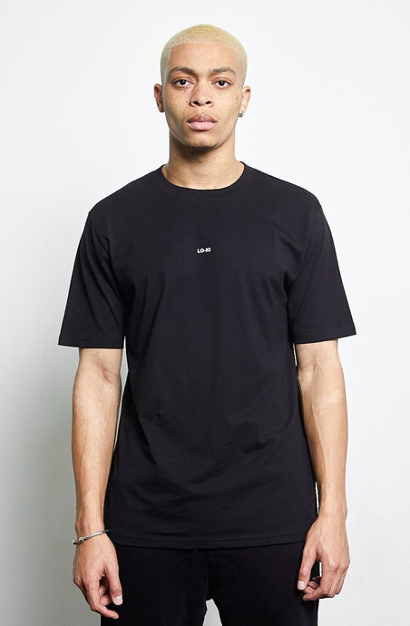 Printed T-Shirt in Black