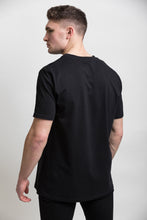Load image into Gallery viewer, Black Organic Cotton T-Shirt