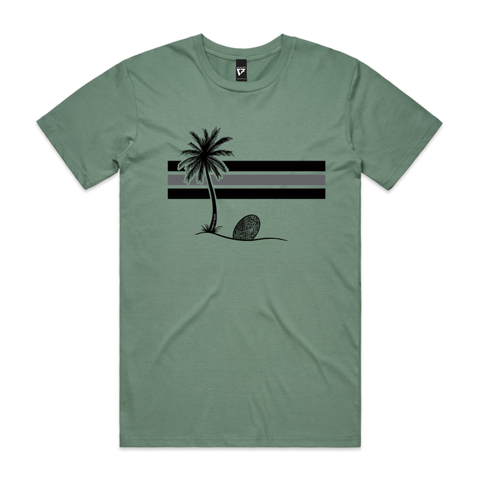 Lazy Pacifica Beach Rugby T-Shirt