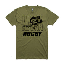 Load image into Gallery viewer, NEW ZEALAND RUGBY DNA T-Shirt (TM) - Cully7 Apparel