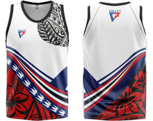 Load image into Gallery viewer, Pacifica Rugby Active Singlet