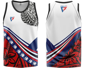 Pacifica Rugby Active Singlet