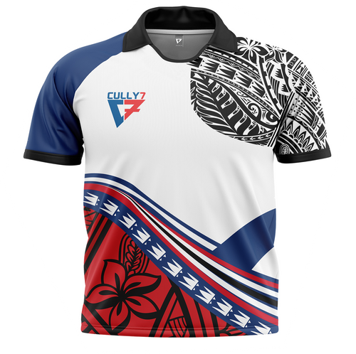 Pacifica Rugby Training Jersey