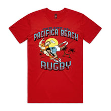 Load image into Gallery viewer, Pacifica Art Of Rugby T-shirt - Cully7 Apparel