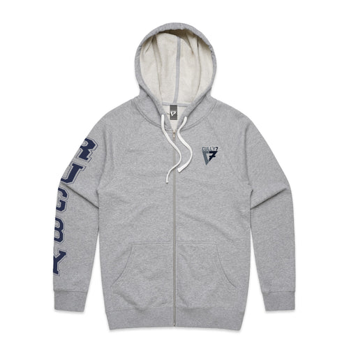 Legends Rugby Adventure Zip Hoodie - Cully7 Apparel