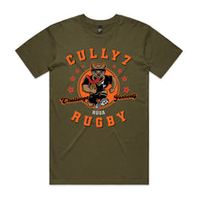 Load image into Gallery viewer, Adult Rugby Ruga T-Shirt - Cully7 Apparel