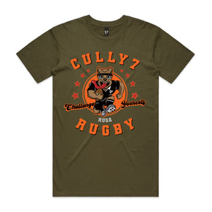 Adult Rugby Ruga T-Shirt - Cully7 Apparel