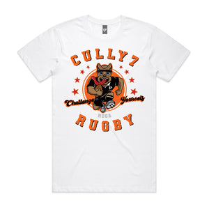 Kids Cully7 Rugby Ruga T-Shirt - Cully7 Apparel