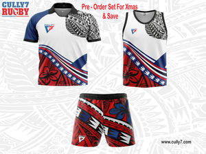 Pacifica Rugby Active Set