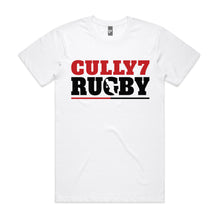 Load image into Gallery viewer, Cully7 Rugby T-Shirt - Cully7 Apparel
