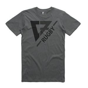 Cully7 Rugby Logo T-Shirt - Cully7 Apparel