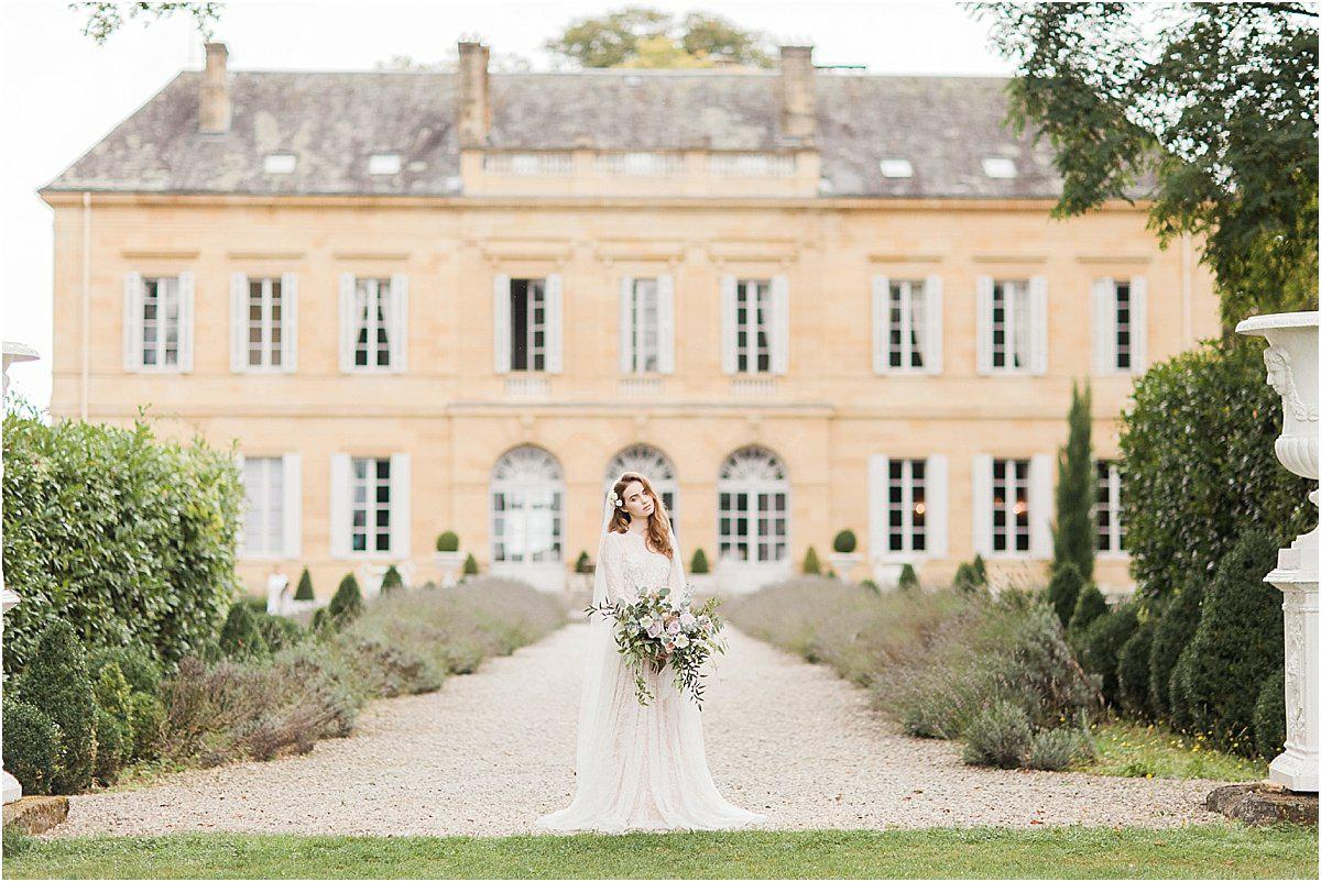 Stunning Bridal Inspiration from the South of France